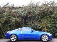 USED 2006 06 NISSAN 350 Z 3.5 GT V6 3d 297 BHP 1 OWNER GT MODEL HUGE SPEC VGC