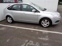 USED 2010 60 FORD FOCUS 1.6 STYLE TDCI 5d 107 BHP Only £30 a Year Road Tax 55 + Mpg Cd Audio Air Con