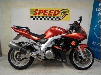 2003 SUZUKI SV 1000 SK3 SV 1000 SK3 £2295.00