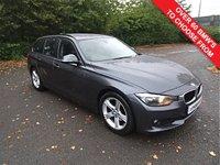2013 BMW 3 SERIES 2.0 320D SE TOURING 5d 181 BHP £7490.00