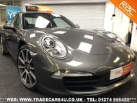 USED 2012 12 PORSCHE 911  (991) 3.8 PDK CARRERA S COUPE TIPTRONIC* UK DELIVERY* RAC APPROVED* FINANCE ARRANGED* PART EX