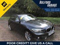 2015 BMW 1 SERIES 1.5 116D SPORT 5d 114 BHP £9585.00
