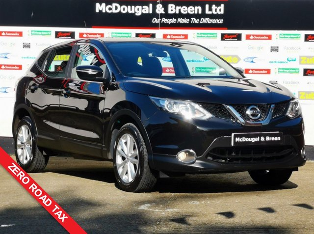 View our NISSAN QASHQAI