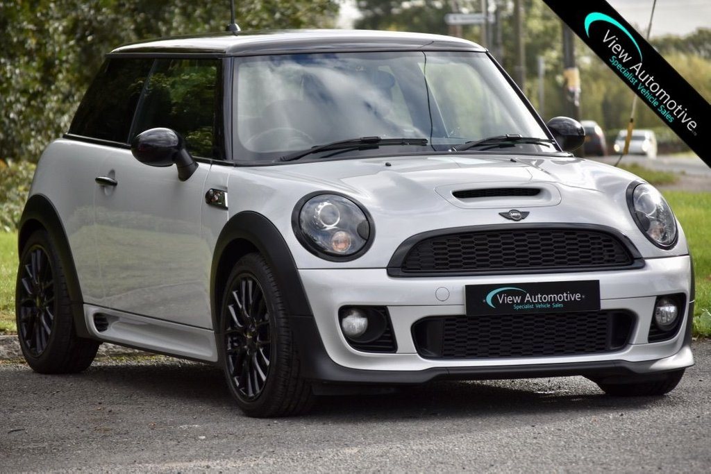 USED 2012 62 MINI COOPER SD 2.0 COOPER SD 3d 141 BHP JOHN COOPER WORKS