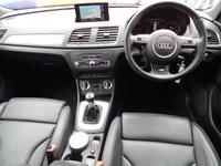 USED 2014 64 AUDI Q3 2.0 TDI QUATTRO S LINE PLUS 5d 140 BHP