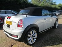 USED 2013 13 MINI ROADSTER 1.6 COOPER S 2d 181 BHP THE CONDITION OF THIS CAR CAN ONLY BE DESCRIBED AS 'MINT'