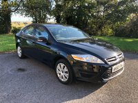 USED 2010 60 FORD MONDEO 1.6 EDGE 5d 119 BHP