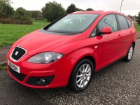 2011 SEAT ALTEA XL 2.0 TDI CR SE 5dr £2695.00