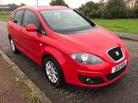 USED 2011 11 SEAT ALTEA XL 2.0 TDI CR SE 5dr 60+ MPG! Immaculate ! Bargain!