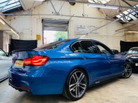 USED 2018 BMW 3 SERIES 2.0 330e 7.6kWh M Sport Shadow Edition Auto (s/s) 4dr M-PERFORMANCE-KIT+SHADOWED+19S