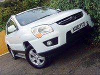 2010 KIA SPORTAGE 2.0 XS CRDI 5d 138 BHP £3699.00