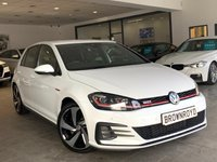 USED 2019 19 VOLKSWAGEN GOLF 2.0 GTI PERFORMANCE TSI DSG 5d AUTO 242 BHP ++WINTER PK+R-CAM+SAT NAV++