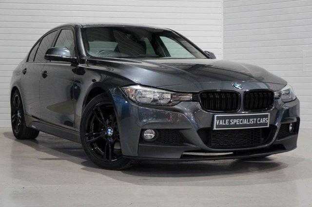 2015 65 BMW 3 SERIES 2.0 320D M SPORT AUTO (SAT NAV)