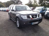 USED 2005 55 NISSAN PATHFINDER 2.5 T-SPEC DCI 5d 172 BHP High Spec, Well Maintained Pathfinder, Full Service History and Good MOT!