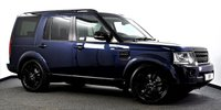 USED 2015 65 LAND ROVER DISCOVERY 4 3.0 SD V6 HSE (s/s) 5dr Auto Black Pack, Pan Roof, HDD Nav