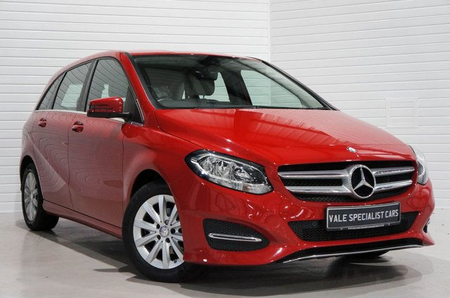 2015 65 MERCEDES-BENZ B CLASS 1.5 B180 CDI SE EXECUTIVE 5d AUTO (SAT NAV)