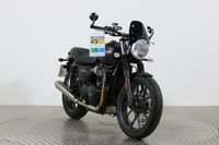 USED 2016 16 TRIUMPH STREET TWIN ALL TYPES OF CREDIT ACCEPTED. GOOD & BAD CREDIT ACCEPTED, 1000+ BIKES IN STOCK