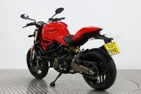 USED 2017 17 DUCATI Monster 821 ALL TYPES OF CREDIT ACCEPTED. GOOD & BAD CREDIT ACCEPTED, 1000+ BIKES IN STOCK