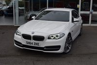 USED 2014 64 BMW 5 SERIES 2.0 520D SE 4d AUTO 181 BHP 20 inch M-Sport Alloys