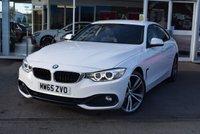 2015 BMW 4 SERIES 2.0 420I SPORT GRAN COUPE 4d 181 BHP £14950.00
