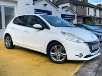 USED 2013 63 PEUGEOT 208 1.6 ALLURE 5d AUTO 120 BHP NO DEPOSIT FINANCE AVAILABLE