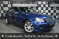 USED 2007 07 MERCEDES-BENZ C CLASS 1.8 C180 KOMPRESSOR CLASSIC SE 4d 141 BHP GENUINELY CLEAN EXAMPLE, 12 MONTHS MOT & SERVICE HISTORY