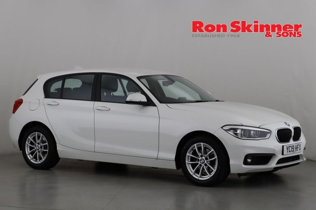 View our 2019 19 BMW 1 SERIES 1.5 118I SE BUSINESS 5d 134 BHP