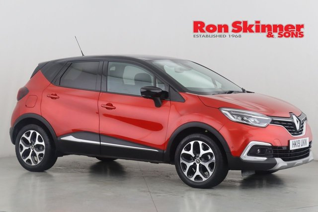 View our 2019 19 RENAULT CAPTUR 1.5 GT LINE DCI 5d 89 BHP