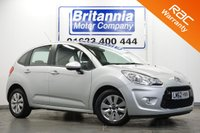 USED 2012 62 CITROEN C3 1.4 VTR PLUS +  5 DOOR 72 BHP