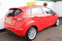 USED 2011 11 FORD FIESTA 1.4 TITANIUM TDCI 5d 69 BHP DIESEL, FULL HISTORY, TOP SPEC, FINANCE AVAILABLE