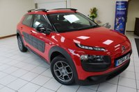 2015 CITROEN C4 CACTUS 1.6 BLUEHDI FEEL 5d 98 BHP