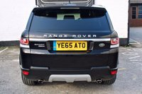 USED 2015 65 LAND ROVER RANGE ROVER SPORT 3.0 SDV6 HSE 5d AUTO 306 BHP