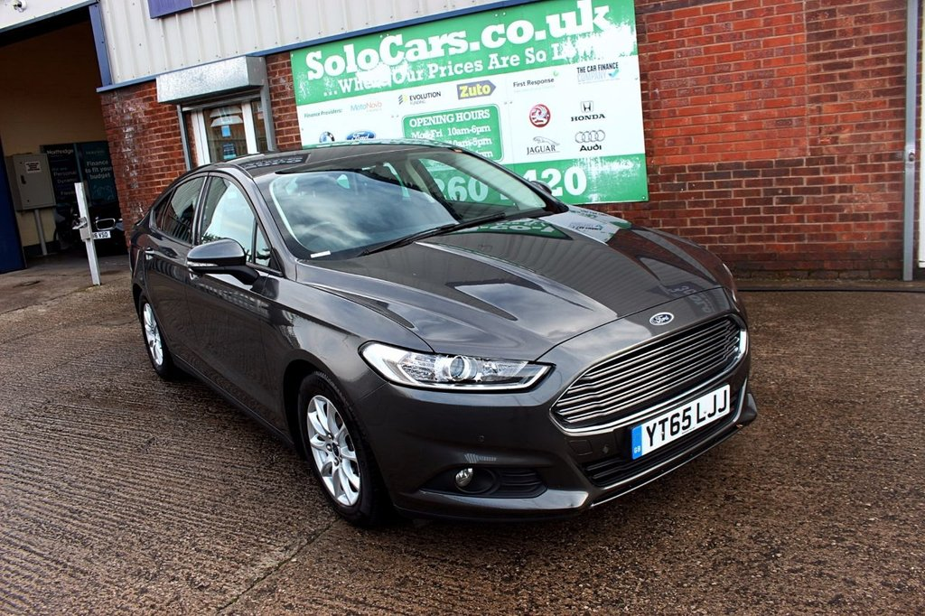 2015 65 FORD MONDEO 1.5 STYLE ECONETIC TDCI 5d 114 BHP