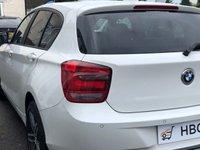 USED 2014 14 BMW 1 SERIES 1.6 116I SPORT 5d 135 BHP GENUINE LOW MILEAGE EXAMPLE