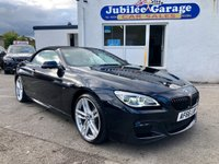 USED 2016 66 BMW 6 SERIES 3.0 640D M SPORT 2d AUTO 309 BHP 21546 Miles, Full BMW History, £7705 Extras!