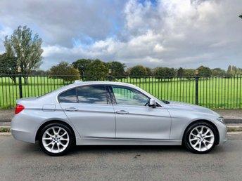 2014 BMW 3 SERIES 2.0 320D LUXURY 4d AUTO 184 BHP £10995.00