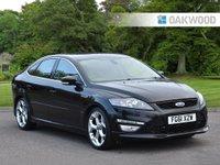 2011 FORD MONDEO 2.0 TITANIUM X SPORT TDCI 5d 161 BHP £5995.00