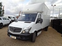 USED 2017 17 MERCEDES-BENZ SPRINTER 2.1 LUTON LWB 314CDI 140 BHP EURO 6 (TAIL LIFT)