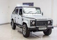 USED 2011 60 LAND ROVER DEFENDER 2.4 110 TD DCB 4d 122 BHP October 2020 MOT & Just Been Serviced