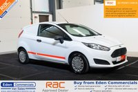 USED 2014 14 FORD FIESTA 1.6 ECONETIC TDCI 94 BHP