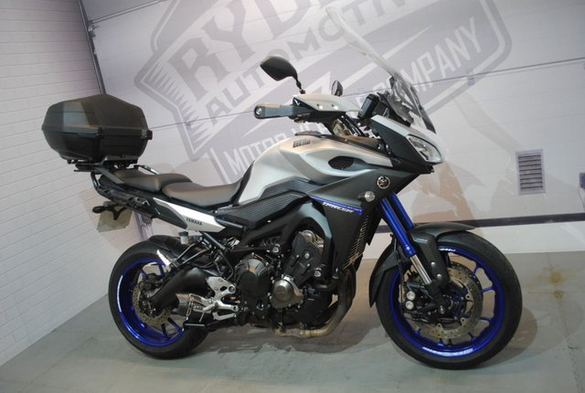 2016 16 YAMAHA TRACER 900 847cc MT-09 TRACER ABS
