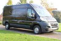 USED 2013 13 CITROEN RELAY 2.2 35 L3H2 ENTERPRISE HDI 129 BHP Enterprise L3H2 A/C BLACK