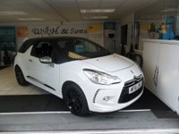 2011 CITROEN DS3 1.6 DSTYLE PLUS 3d 120 BHP SOLD