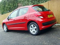 USED 2009 59 PEUGEOT 207 1.4 VERVE HDI 5d 69 BHP