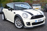 2011 MINI HATCH COOPER 1.6 COOPER 3d 122 BHP ~ FACTORY JCW AERO KIT £5499.00