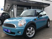 2007 MINI HATCH ONE