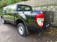 USED 2020 14 FORD RANGER 2.2 XL 4X4 DCB TDCI 4d 148 BHP DOUBLE CAB PICK UP