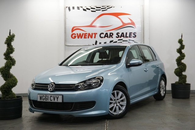 USED 2011 61 VOLKSWAGEN GOLF 1.6 S TDI BLUEMOTION 5d 103 BHP LOVELY EXAMPLE, LOW MILEAGE, NO TAX