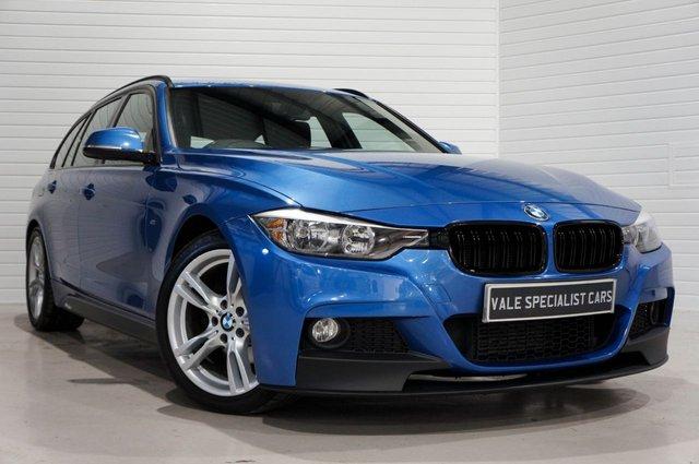 2013 13 BMW 3 SERIES 2.0 320D M SPORT TOURING AUTO (SAT NAV)