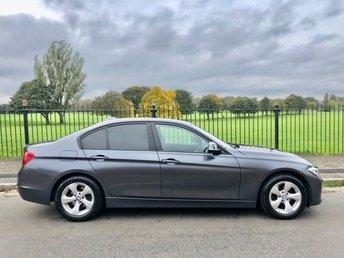 2012 BMW 3 SERIES 2.0 320D EFFICIENTDYNAMICS 4d AUTO 161 BHP £7995.00